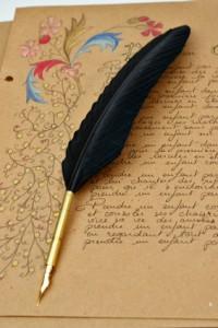 Gestalteter Brief